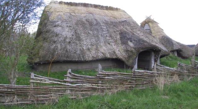 Østervang – nu og for 2000 år siden !