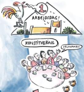 VALG TIL MENIGHEDSRÅD 2020